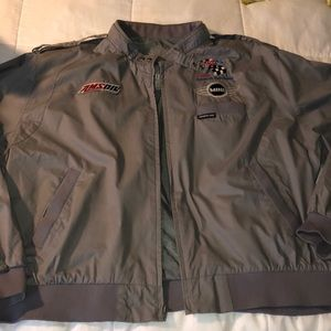 Members Only AMS Oil Jacket